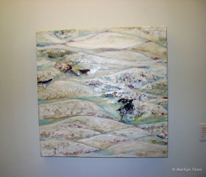 "2011-Peoples-Gallery-Exhibition-Kristy Battani's ""Dry Creek"""