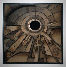 Lee Bontecou, Untitled, 1960-2