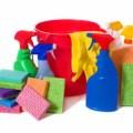 pulizia nello spazio vitale