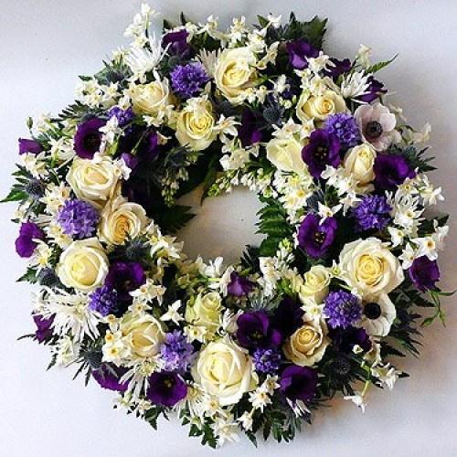 corona fiori