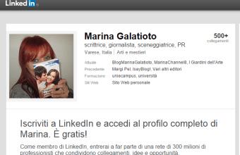 LinkedIn per lavoro, social network per professionisti