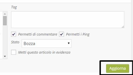 WordPress, come modificare autore del post
