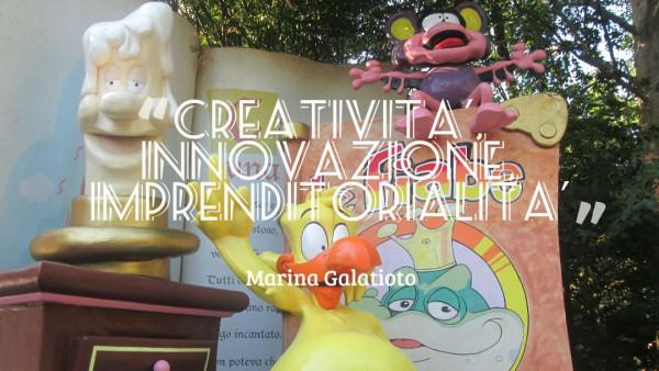 Creatività innovazione imprenditorialità strategia aziendale