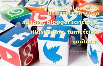 Social Network per scrittori, quali usare per farsi conoscere