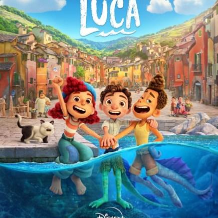 Luca nuovo film disney Pixar recensione