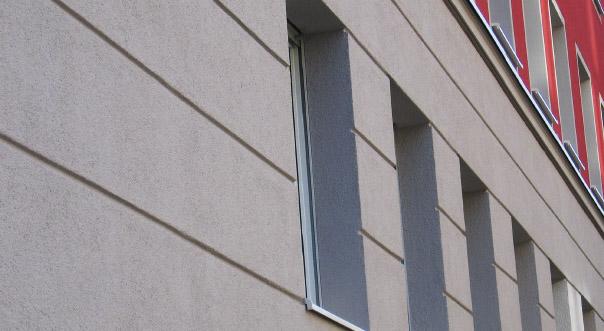 Забележителна визия в съвременните сгради с профили за рустикални фасади