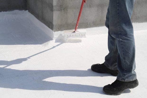 хидроизолация на покрив с ХИДРОЗОЛ® HYDRO ROOF на покрив