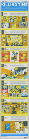 Killing-Time-How-To-Destroy-Your-Productivity-Infographic
