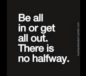 Be All In