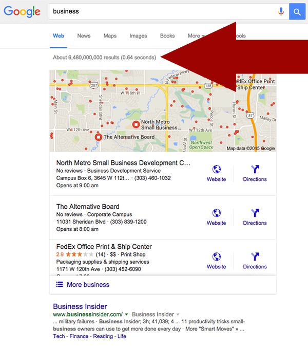 google-business-search