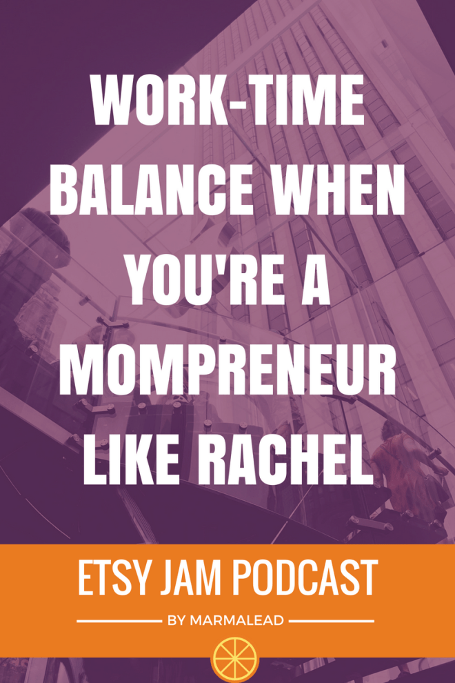 Welcome everyone to episode 4 of Etsy Jam. This week we have a special guest with us, it is Rachel from PaperBerryPress and she will be talking about the adventures of a mompreneur!