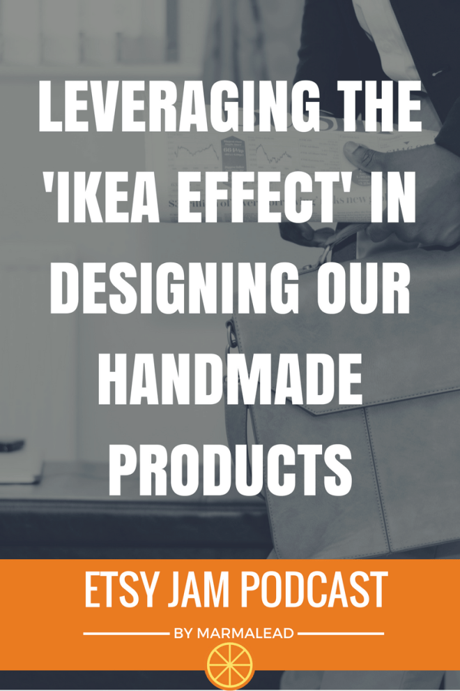 Welcome to Episode 10 of Etsy Jam! In this episode we talk about the hidden meaning of 'Ten'. Unendorsed ways of stimulating creativity, the Zen of IKEA instructions, and putting YOUR customers to work!