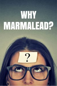 Why marmalead