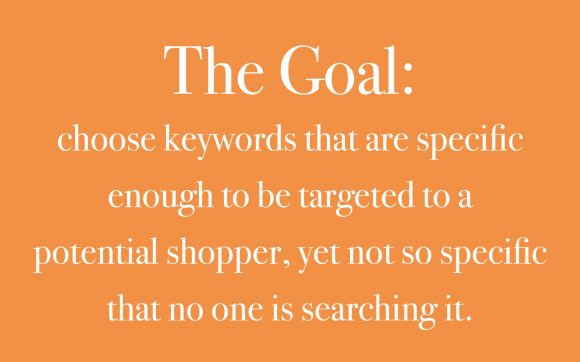 Long Tail Keywords for Etsy Marmalead 7
