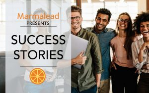 Success story Marmalead - Jill