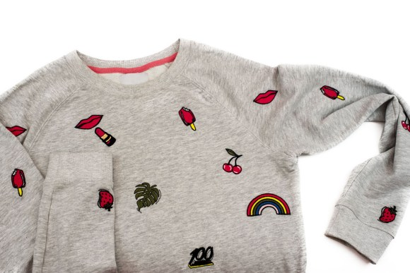 Is Embroidered Sweater an Etsy long tail keyword?