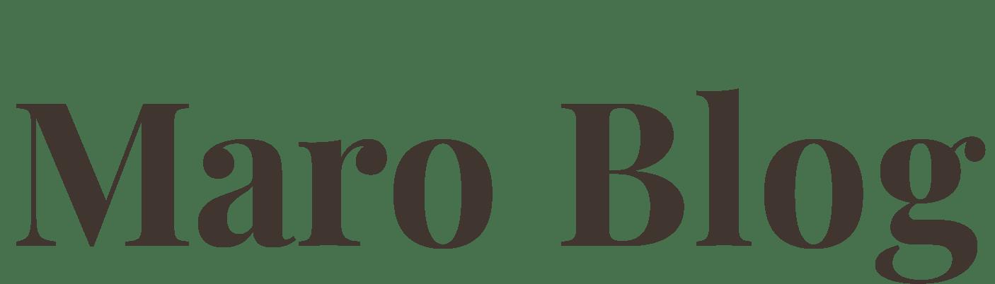 Maro blog