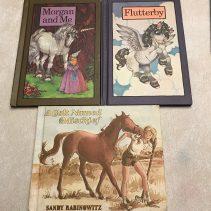 Marsha's 1980's books