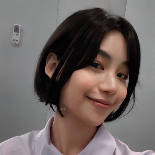 Rambut polwan Chicha Amatayakul