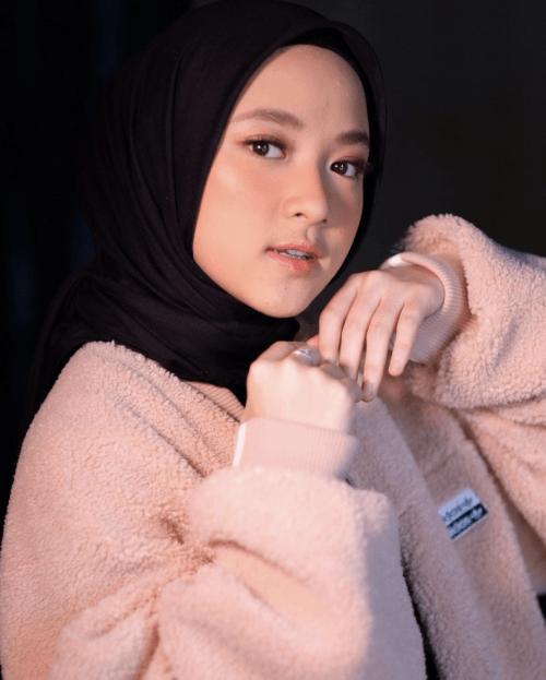 Makeup-Lebaran-Nissa-Sabyan-Clean-and-Fresh-Look