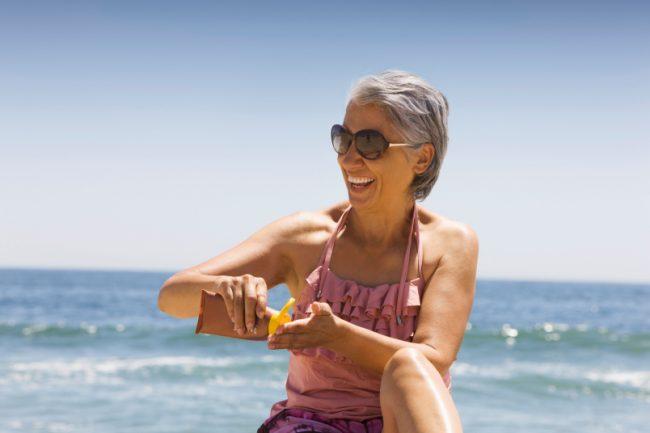 Sunscreen untuk usia 40 tahun ke atas