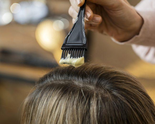 Hair toning