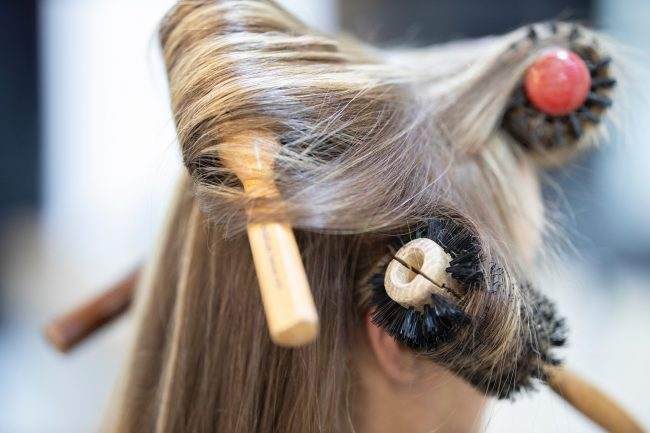 Toning rambut