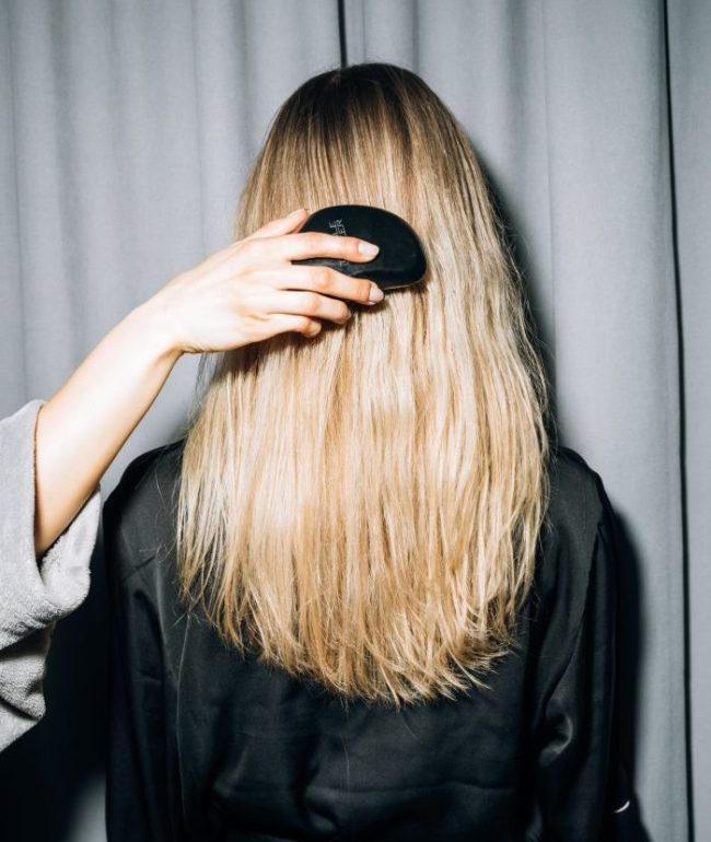 Keratin rambut