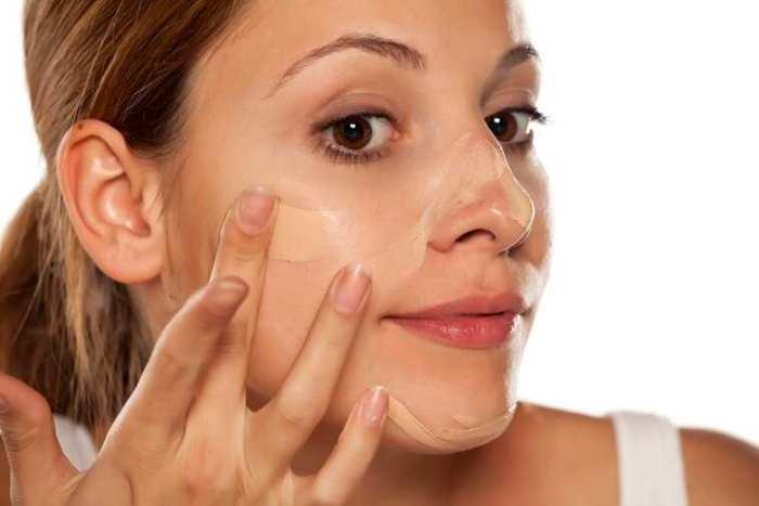 Tutorial bikin freckles