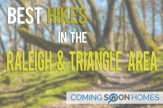 hikes in the triangle