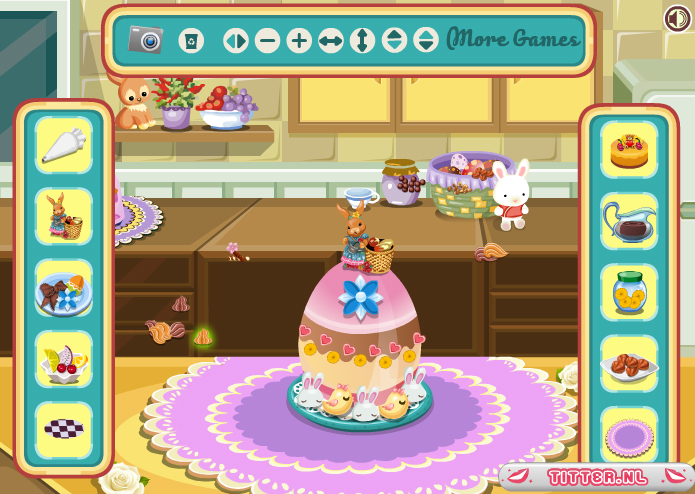 Easter Cakes Games