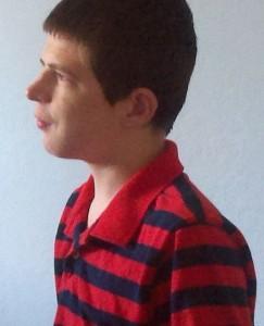 Gabriel, our son