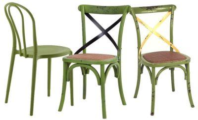 Distintas sillas, distintas combinaciones