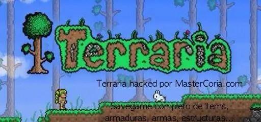 EsteHack paraTerraria te enseñaré a añadirte todo, absolutamente todo: todos los ITEMS FULL, personajes desbloqueados y una MEGA MANSIÓN. ¡Entra y aprende cómo Hackear Terraria!