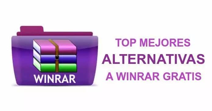 🥇 BEST alternatives to FREE WINRAR 【 2019 】