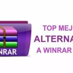 Verás las ⭐ 5 MEJORES alternativas al compresor WinRAR que son GRATIS ✅tanto para WINDOWS, GNU / Linux y el mítico Mac.