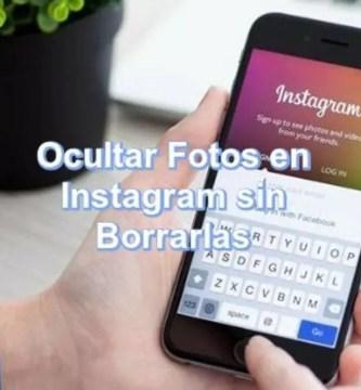 Aprende ⭐ CÓMO OCULTAR (archivar) las FOTOS ✅ de INSTAGRAM SIN tener la necesidad de BORRARLAS ⭐ o eliminarlas, además de desarchivar esas fotos.