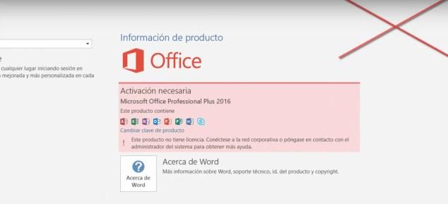 activador office 2013 professional plus