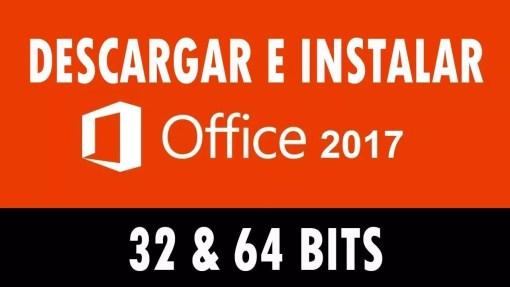 office 2017 full mega 64 bits