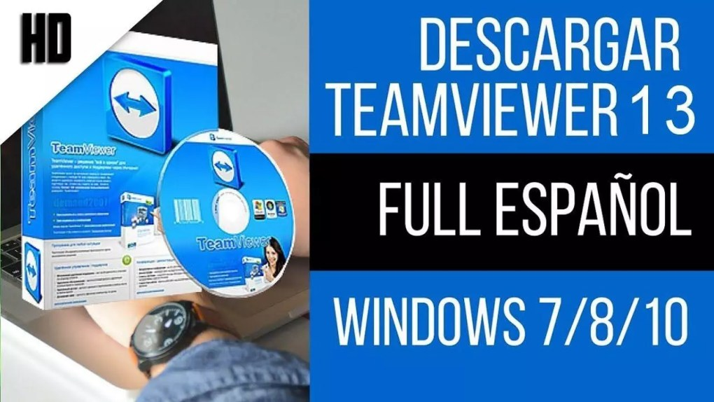 🥇 DOWNLOAD TeamViewer 13 FULL for Life 【2019】