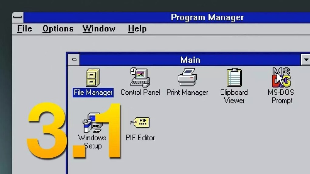 How to install Windows 3 1 in VirtualBox, well explained