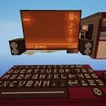 En este post encontrarás un mapa para Minecraft, en donde encontrarás computadora redstone que es capaz de realizar escritos y ejecutar comandos estupendos. ¡ENTRA!