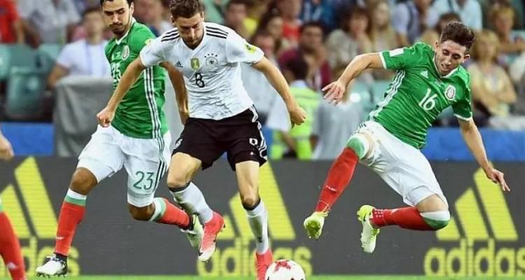 En este post te explicaremos dónde ver por internet o por TV México vs Alemania, además de horarios y medios para diferentes países. ¡ENTRA!