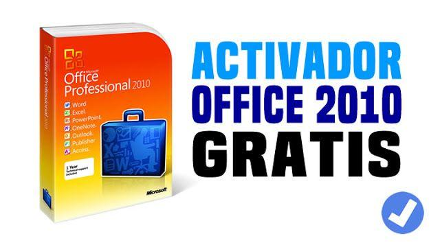 activador microsoft office 2010 plus