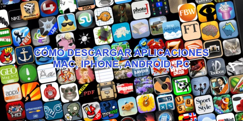 🥇 How to DOWNLOAD FREE applications to your cell phone or PC