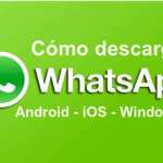 Aprende cómo ⭐ descargar WHATSAPP gratis ✅ (tanto para PC, Android, MAC, Tablet, Samsung) y poder enviar mensajes, compartir imágenes, vídeos con amigos. ⭐