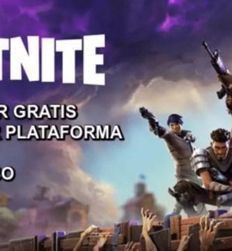 Ve cómo descargar ⭐ FORTNITE GRATIS ✅ (tanto para PC, MAC, APK de Android ⭐, Xbox One, PlayStation, Nintendo Switch paso a paso.