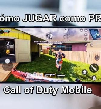 Aprende ⭐ CÓMO JUGAR Call of Duty Mobile ⭐, TRUCOS para ser mas PRO en CoD Mobile ✅ tanto en (dispositivos Android e iOS) GRATIS y FÁCIL.