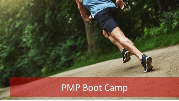 PMP Boot Camp