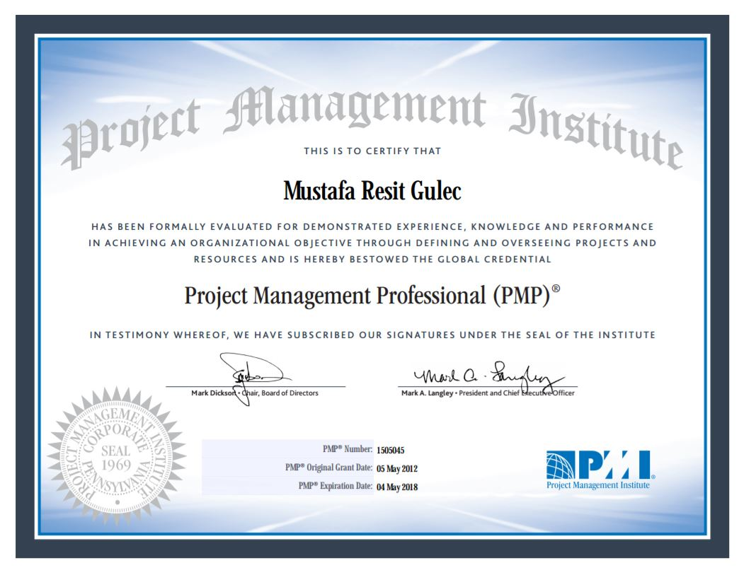 Pmp Certification Tip To Toe My Pmp Certification Success